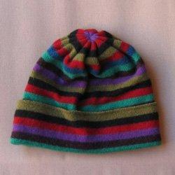 画像1: R..S帽子 モスグリーン系